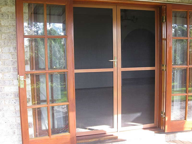 Fly Screens Brisbane Retractable Insect Screen Doors