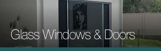 Glass Windows & Doors