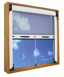 Down under screens blog for Retractable insect screens