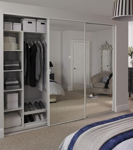 Considering Mirrored Sliding Wardrobe Doors